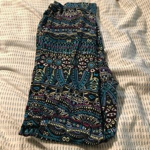 Super soft 2X leggings, new without tags
